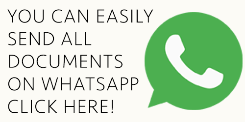 Use Whatsapp to send your Rent Agreement related documents easily